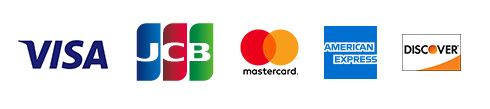 クレジットカード利用可能種類